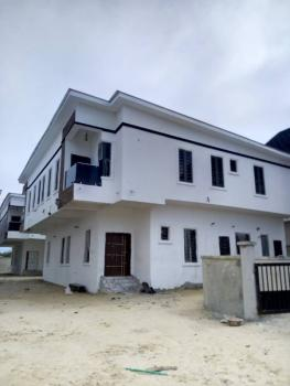 for Sale  4 Bedroom Semi Detached Duplex with Bq By 2nd Toll Gate ,lekki Lagos, 2nd Toll Gate, Lekki Phase 1, Lekki, Lagos, Semi-detached Duplex for Sale