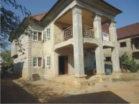 4  Bedroom Detached  Duplex Carcass, , Lokogoma District, Abuja, 4 Bedroom, 5 Toilets, 5 Baths House For Sale