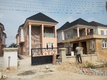 Newly Built 4 Bedroom Duplex, Victory Park Estate, Off Shoprite Road, Osapa, Lekki, Lagos, Detached Duplex for Rent