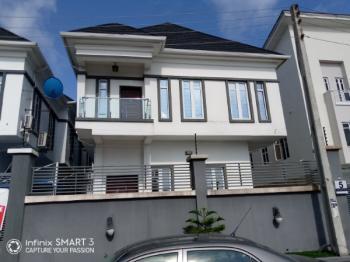 4 Bedroom Fully Detached Duplex with a Bq, Osapa, Lekki, Lagos, Detached Duplex for Rent