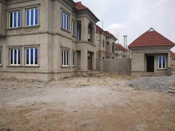 4 Bedroom Detached Duplex with 2 Rooms Bq, Von Road By Trade More Estate, Lugbe District, Abuja, Detached Duplex for Sale