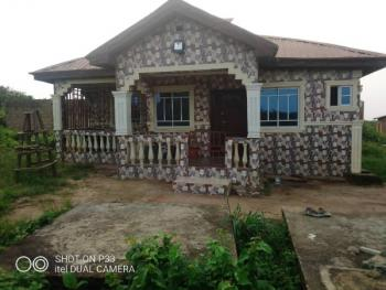 a Well Maintained 3 Bedroom Fully Detached Bungalow, Bank Bus Stop, Ifo, Ogun, Detached Bungalow for Sale