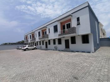 Luxury New 3 Bedroom Terrace Duplex with Bq, Lafiaji, Lekki, Lagos, Terraced Duplex for Sale