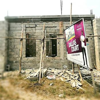 Documented, Secure, Dry Land. Facing The Tarred Road, Brooklyn Court Estate Road. Along The Coastal Road, Ibeju Lekki, Lagos, Residential Land for Sale