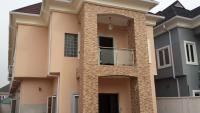 5 Bedroom Duplex With Boys Quarters, Gra, Magodo, Lagos, 5 Bedroom, 6 Toilets, 5 Baths House For Rent