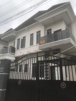 Brand New 4 Bedroom Semi Detached Duplex with Bq, Lekki Phase 2, Lekki, Lagos, Semi-detached Duplex for Rent