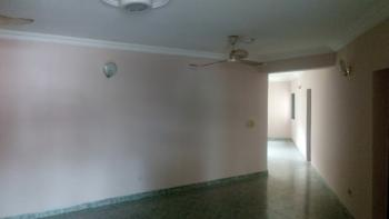 Nice 3 Bedroom Flat with a Room Bq, By Aminu Kano Crescent, Wuse 2, Abuja, Flat for Rent
