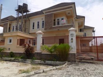Luxury Finished 4 Bedroom Semi Detcahed Duplex with Bq, Ologolo, Jakande, Lekki, Lagos, Semi-detached Duplex for Rent