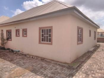 3 Bedroom Detached Bungalow with Bq, Von Road Lugbe By Trademore, Lugbe District, Abuja, Detached Bungalow for Sale