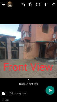 a Room Self Contained, 55 Okun-ajah Road,, Ilaje, Ajah, Lagos, Self Contained (single Rooms) for Rent