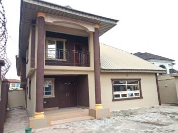 4 Bedroom Detached Duplex, Maple Wood Estate, Oko-oba, Agege, Lagos, Detached Duplex for Sale