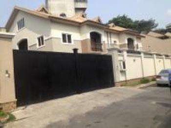 Tastefully Finished 3 Bedroom Semi Detached Duplex with Bq, Idanre Close Osborne, Osborne, Ikoyi, Lagos, Semi-detached Duplex for Rent