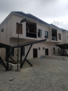 4 Bedroom Duplex with Domestic Staff Quarters, Ikota Villa Estate, Lekki, Lagos, Semi-detached Duplex for Sale