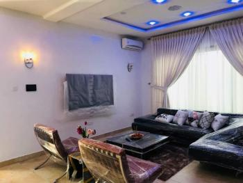 Luxury 4 Bedroom Furnished Semi Detached House with One Room Bq, Lekki Phase 1, Lekki, Lagos, Semi-detached Duplex for Sale