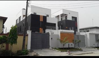 4 Bedroom Fully Furnished Semi Detached Duplex Plus a Room Bq, Lekki Phase 1, Lekki, Lagos, Semi-detached Duplex for Sale