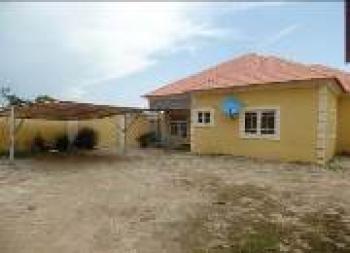 3 Bedroom Furnished Bungalow, Beside Monsallahu School, Pipeline Road, Ilorin South, Kwara, Detached Bungalow for Rent