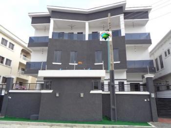 Exclusive 5 Bedroom Semi Detached Duplex on 2 Floors with Bq, Idado, Lekki, Lagos, Semi-detached Duplex for Sale