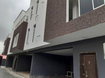 Exquisite 4 Bedroom Terrace Duplex with Excellent Facilities, Adeniyi Jones, Ikeja, Lagos, Terraced Duplex for Sale