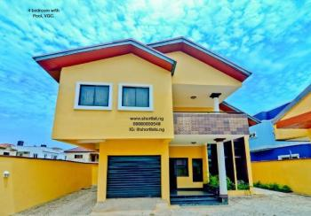 Shortstays- 4 Bedroom Luxury Detached House, Vgc, Lekki, Lagos, Detached Duplex Short Let