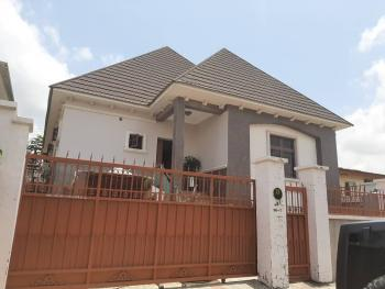 Topnotch Finished 3 Bedroom Detached House + Laundry Area( Juilius Berger Built), By Stella Maris School Near Holy Family Catholic Church, Life Camp, Gwarinpa, Abuja, Detached Bungalow for Sale