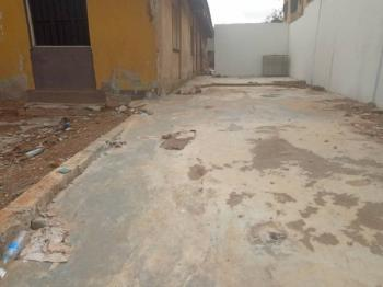 Half Plot of Land on a Tarred Road Good for All Form of Commercial Purpose Along The Main Road, Ekoro Road, Oke-odo, Lagos, Plaza / Complex / Mall for Sale