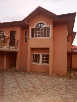 4 Bedroom with One Room Bq  with 24 Hours Light, Gra, Magodo, Lagos, Semi-detached Duplex for Rent