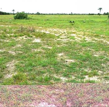 Fenced Dry Land, Facing The Road, Before Dangote Refinery By Amen Estate, Eleko, Ibeju Lekki, Lagos, Residential Land for Sale