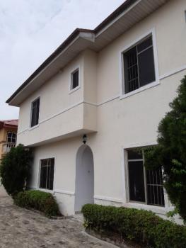 4 Bedroom Duplex with Bq, Crown Estate, Ajah, Lagos, Detached Duplex for Rent