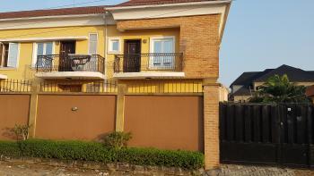 3 Bedroom Semi-detached Duplex, Unity Estate, Badore, Ajah, Lagos, Semi-detached Duplex for Rent