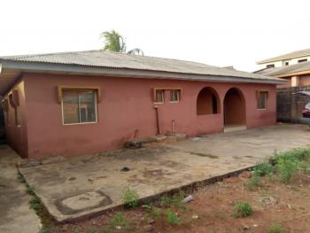 Vacant and Completed 3 Bedroom Setback on a Full Plot Along The Road, Matogun Rd Off Ishaga, Olambe, Ifo, Ogun, Detached Bungalow for Sale