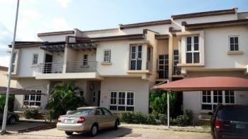 Luxury 4 Bedroom Terrace Duplex with a Room Bq, Apo, Abuja, Terraced Duplex for Sale