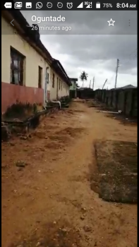 a Building with Many Rooms Formerly Used As a Hospital Close to The Bus Stop, Off Orelope Bus Stop, Egbeda, Alimosho, Lagos, Plaza / Complex / Mall for Sale