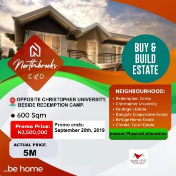 Land, Opposite Christopher University, Beside Rccg Redemption Camp, Lagos-ibadan Expressway, Mowe, Mowe Ofada, Ogun, Residential Land for Sale