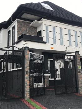 Tastefully Built 4 Bedroom Duplex with 1 Room Bq, Osapa, Lekki, Lagos, Semi-detached Duplex for Sale