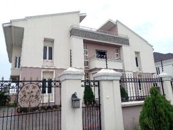 Magnificently Built, Luxury and Family Size 5 Bedroom Fully Detached Duplex with Two Spacious Rooms Boys Quarters  for Lease, Pinnock Beach Estate Behind Shoprite Circle Mall, Osapa, Lekki, Lagos, Detached Duplex for Rent