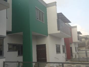 Luxury 4 Bedroom Semi Detached Duplex with a Room Bq, Ologolo, Lekki, Lagos, Semi-detached Duplex for Sale