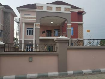 Newly Built 5 Bedroom Fully Detached Duplex with Penthouse, Laundry, Study Room and Bq, Guzape District, Abuja, Detached Duplex for Sale