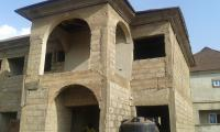 3 Bedroom Duplex Carcass , , Wumba, Abuja, 3 Bedroom, 4 Toilets, 4 Baths House For Sale