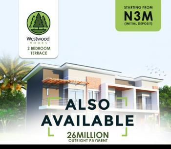 Luxury 2 Bedroom Duplex at Sangotedo, Ajah, Lagos Nigeria, Off Monastery Road, Behind Shoprite, Ajah, Lagos Nigeria, Sangotedo, Ajah, Lagos, Terraced Duplex for Sale