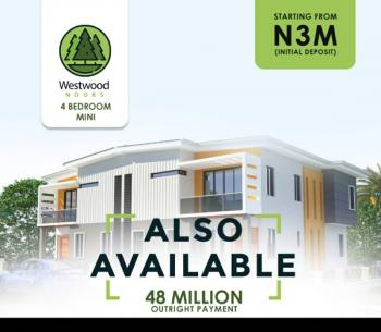 Luxury  4 Bedroom Duplex, Sangotedo, Ajah, Lagos, Semi-detached Bungalow for Sale