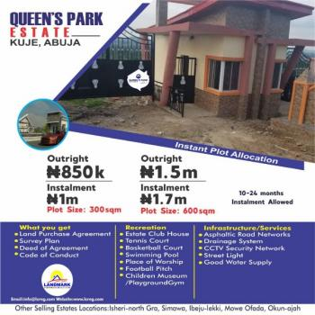 Queens Park , Abuja, Kuje, Abuja, Land for Sale
