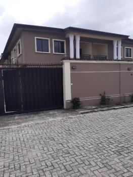 Detached 6 Bedroom Duplex in a Decent Estate, a Street Close to Modupe Young, Thomas Estate, Ajah, Lagos, Detached Duplex for Rent