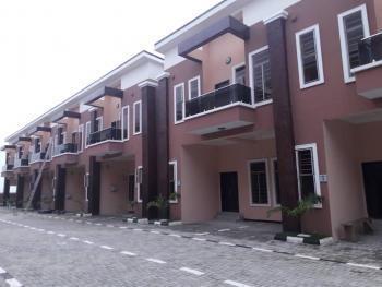 Luxury 4 Bedroom Terrace Duplex, Chevy View Estate, Lekki, Lagos, Terraced Duplex for Sale