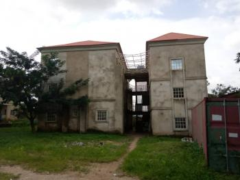 Uncompleted 38 Rooms Apartment, Tunis Street, Zone 6, Wuse, Abuja, Hotel / Guest House for Sale