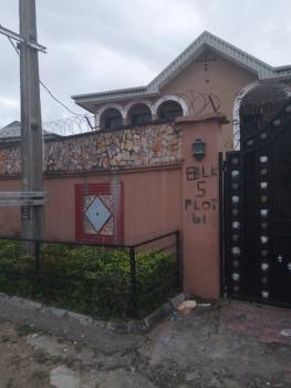 4 Bedroom Terrace Duplex, Alpha Beach Road, B4 Chevron, Igbo Efon, Lekki, Lagos, Terraced Duplex for Rent
