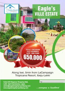 Dry Land  -registered Survey/excision in Progress, Folu Ise, Ibeju Lekki, Lagos, Residential Land for Sale