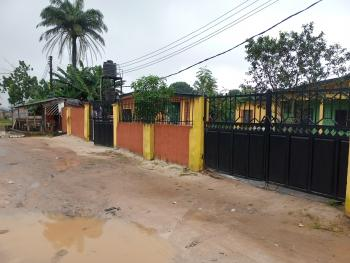 100 Ft By 100 Ft with Old Bungalow, Off Sapele Rd, By Adesuwa., Benin, Oredo, Edo, Commercial Land for Sale