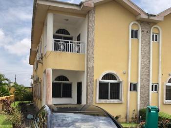 a Well-built 4 Bedroom Semi-detached Duplex with Attached Bq, Abraham Adesanya Estate, Ajah, Lagos, Semi-detached Duplex for Sale