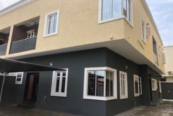 Tastefully Finished 4 Bedroom Semi Detached Duplex with Bq (mortgage Option Available), Agungi, Lekki, Lagos, Semi-detached Duplex for Sale