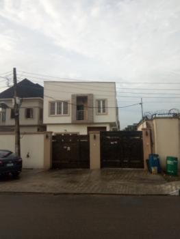 New 4 Bedroom Semi Detached Duplex with 1room Bq, Gra, Magodo, Lagos, Semi-detached Duplex for Rent